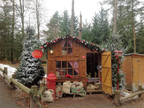 Family Travel: Winter Wonderland Center Parcs Whinfell