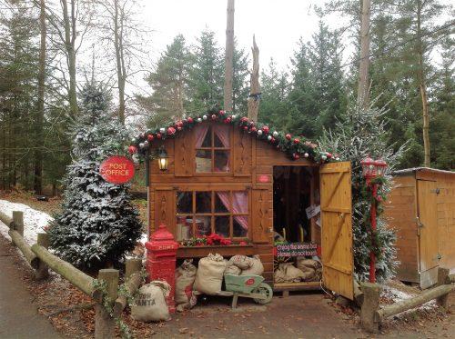 Family Travel: Winter Wonderland Center Parcs Whinfell