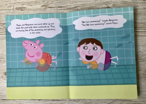 Book Review: Personalised Peppa Pig Book from Penwizard