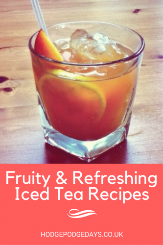 Fruity & Refreshing Iced Tea Recipes