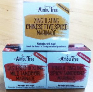 Ambu Tree Marinades