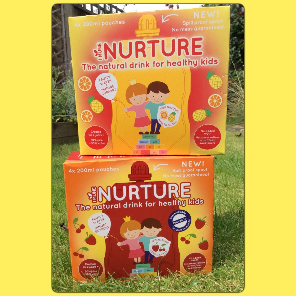 Nurture drinks