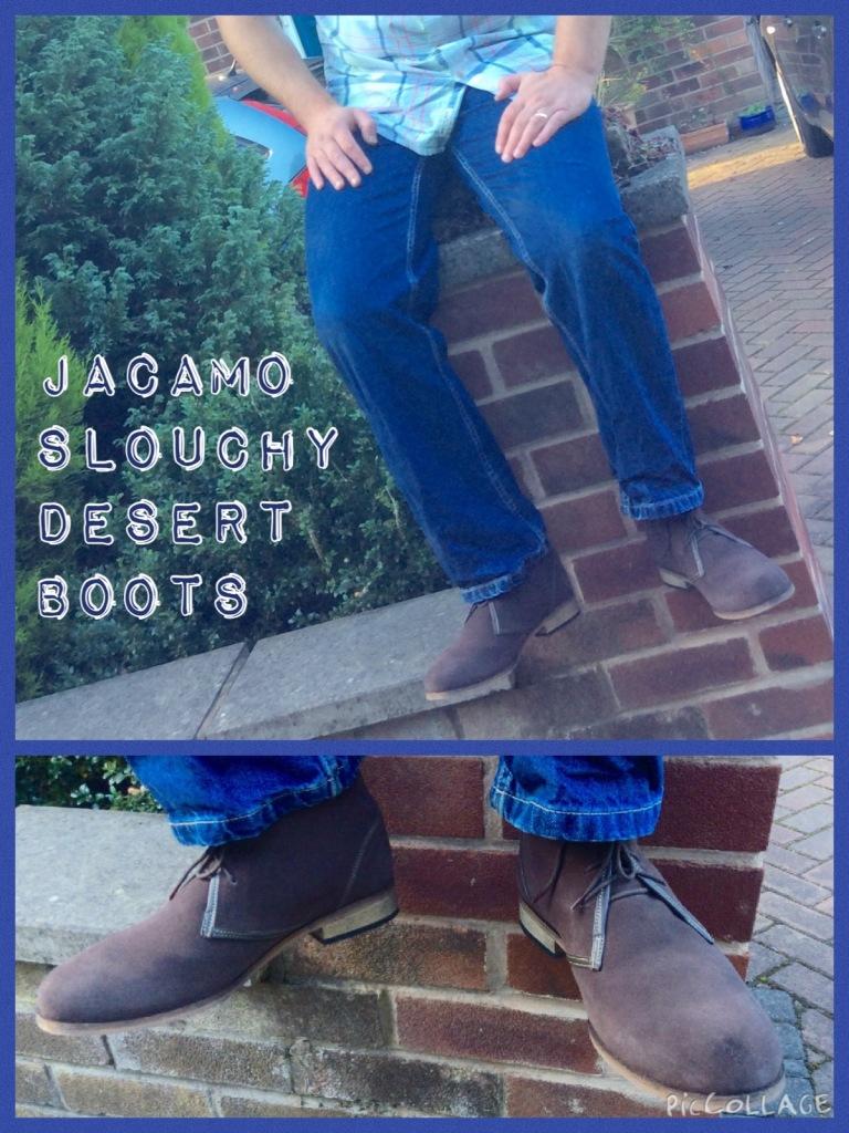 Jacamo boots