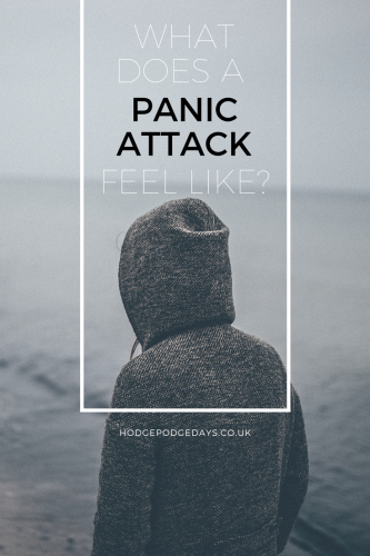 Mental Health: What does a Panic Attack feel like?