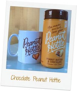 chocolate peanut hottie