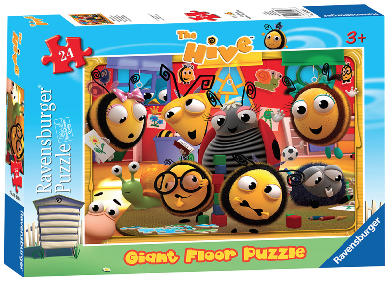 The Hive Giant Floor Puzzle