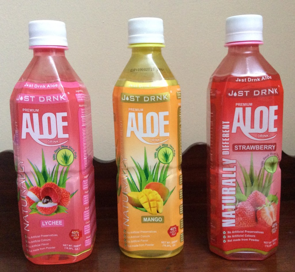 Just Drink Aloe