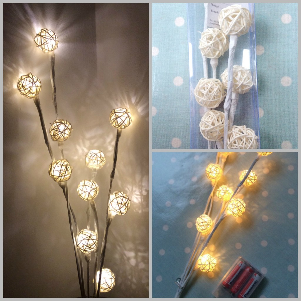 LED branch lights