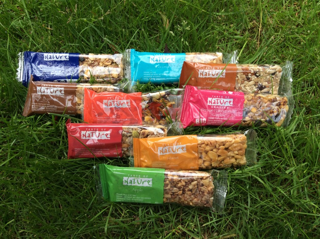 Taste of Nature Snack Bars