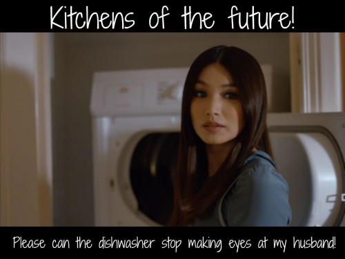 kitchens of the future