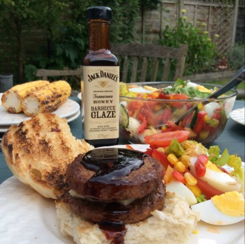 Jack Daniel's Tennessee Honey Barbecue Glaze