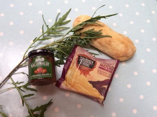 Posh Cheese on Toast