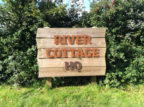 river cottage