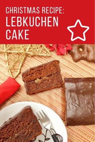 Christmas Recipe: Lebkuchen Cake