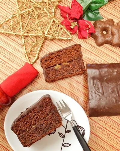 Lebkuchen Cake