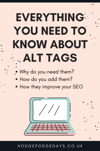 Everything you need to know about alt tags