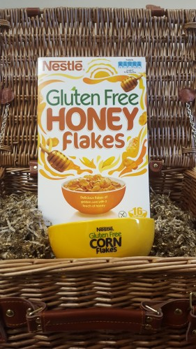 Nestlé Gluten Free Honey Flakes