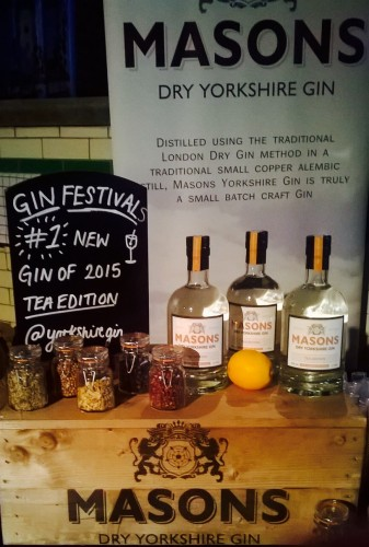 Win 4 tickets to the Gin Festival Blackpool