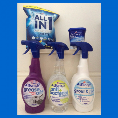 review spring cleaning with astonish hodgepodgedays