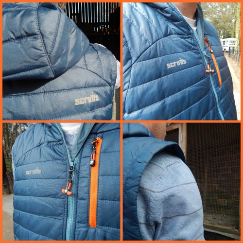 Scruffs Expedition Thermo Gilet
