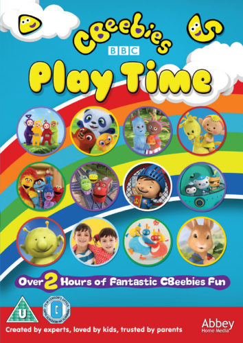 CBeebies Play Time DVD