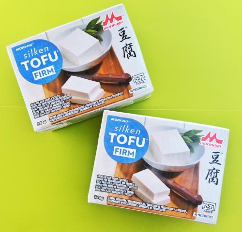 Morinaga tofu