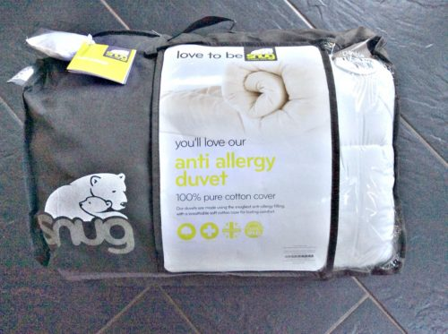Anti Allergy Duvet