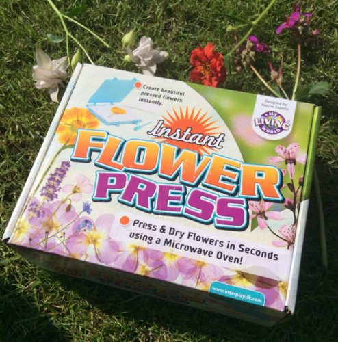 Instant Flower Press from Interplay