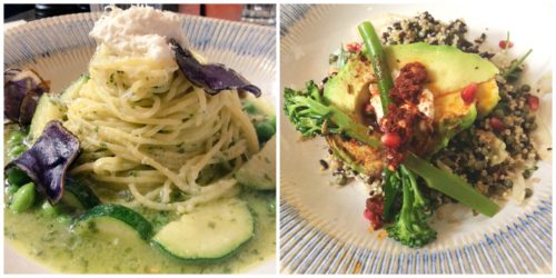 Super Lunch Menu at Jamie's Italian