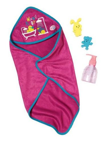 BABY born bathing accessory set