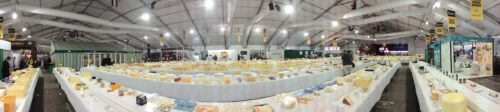 Preview: The International Cheese Awards 2017 + WIN Tickets!