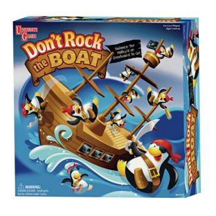 Don't Rock the Boat