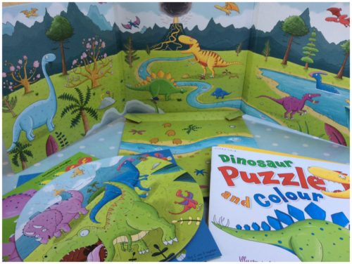 Read and Play Dinosaur