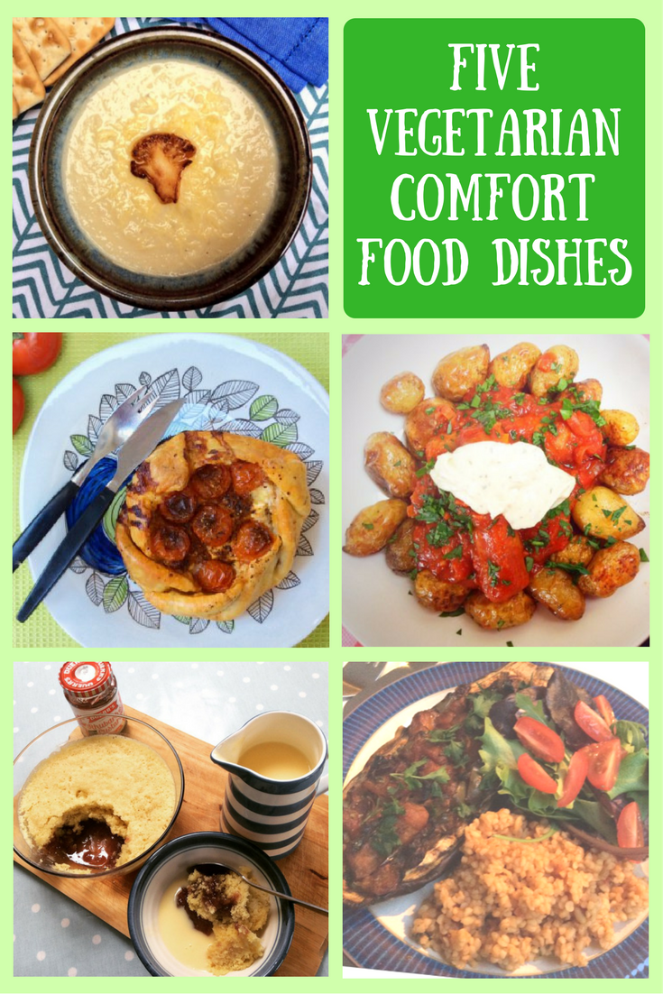 Five delicious vegetarian comfort food dishes hodgepodgedays forumfinder Choice Image
