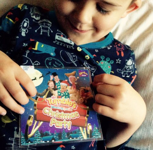 Mr Tumble's Christmas Party CD