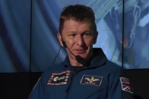 Tim Peake science