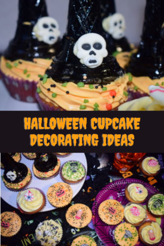 Make Your Own Spooky Halloween Cupcakes