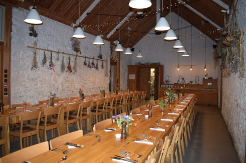 Foodie Experiences: Dining at River Cottage HQ