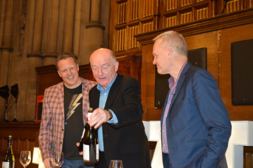 Three Wine Men