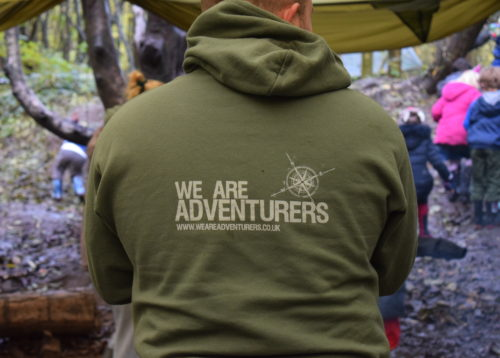 We Are Adventurers Birthday Party