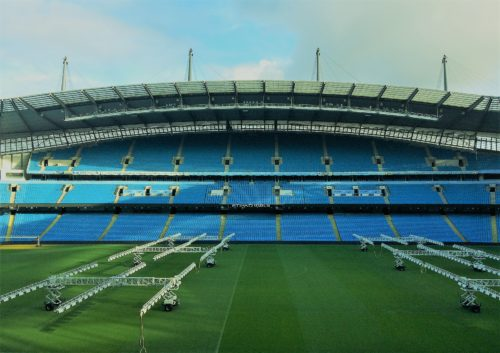 MCFC Stadium and Club Tour