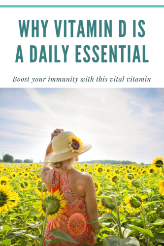 Health: Why Vitamin D is a daily essential