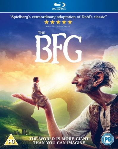 The BFG on Blu-ray