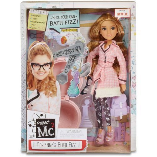 Giveaway: Win a Project Mc2 Adrienne's Bath Fizz Doll
