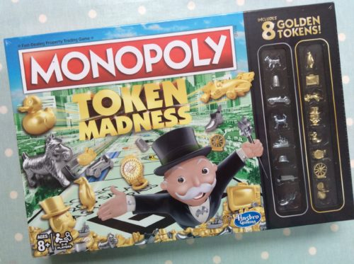 Monopoly Token Madness Vote - VOTE BOOT!
