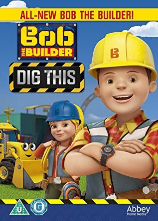 Giveaway: Win a Bob the Builder - Dig This DVD