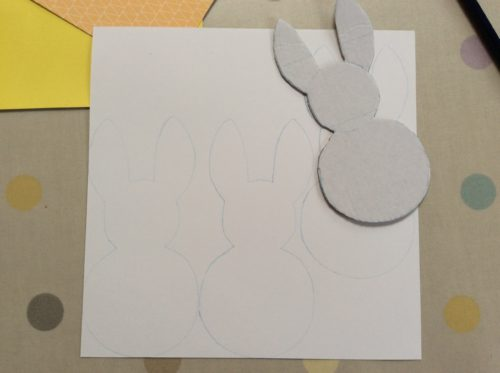 Easter Craft Tutorial: Easy Easter Bunny Bunting