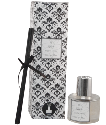 Home Fragrances from Quinn Lilly PLUS Win a Reed Diffuser