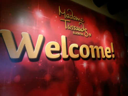 Days Out: Madame Tussauds Blackpool