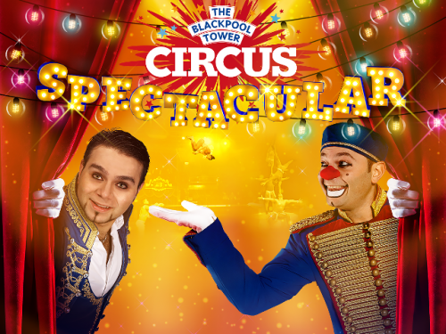 Days Out: The Blackpool Tower Circus